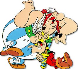 asterix and obelix funny