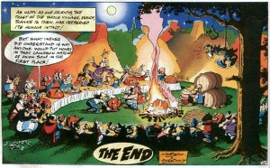 asterix feast