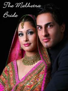 sundari venkatraman - the malhotra bride