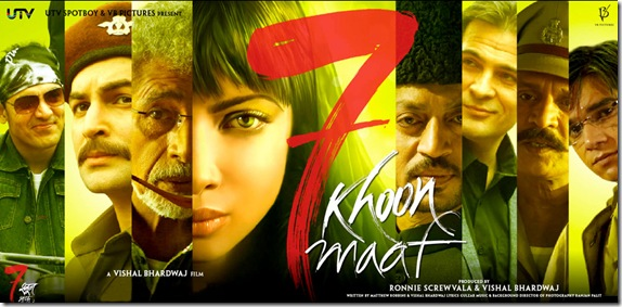 Movie Review: 7 Khoon Maaf | Mehta Kya Kehta?