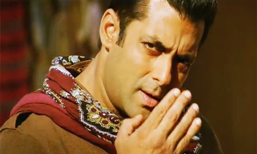Salman Khan And Katrina Kaif In Ek Tha Tiger: Movie Review: Ek Tha Tiger