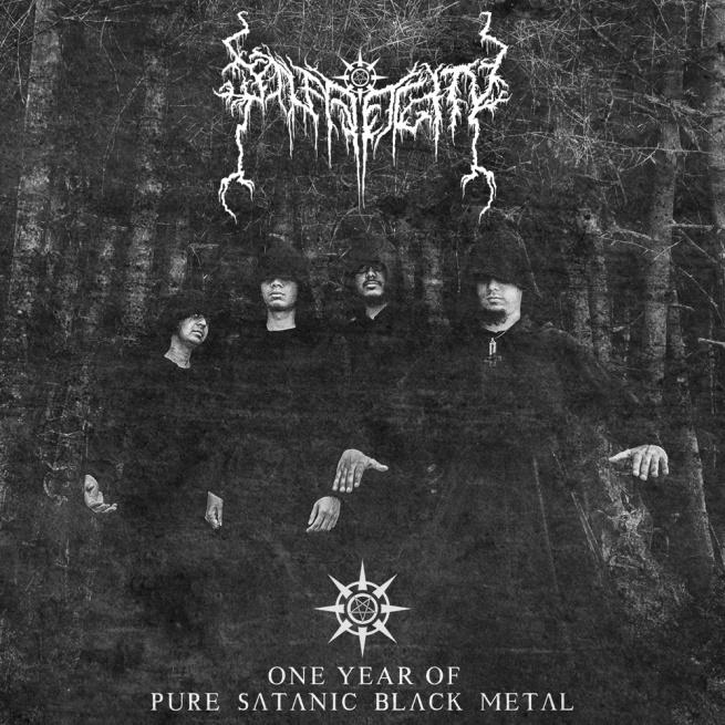 Celebrating One Year of Pure Satanic Black Metal