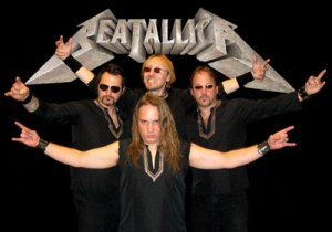 betallica band and logo