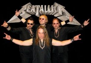 betallica band and logo