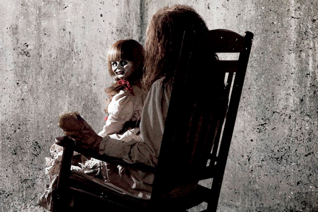 Scary Rocking Chair ~ Review the conjuring mehta kya kehta