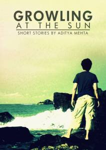 growling at the sun by aditya mehta book cover