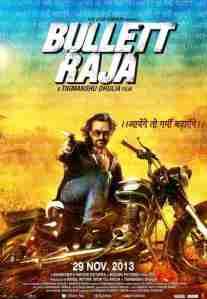 bullet raja-poster