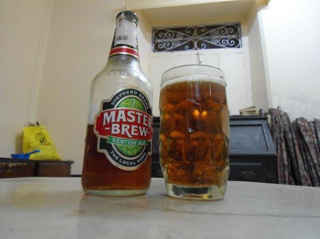 master brew pour