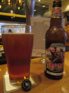 trooper ale iron maiden beer