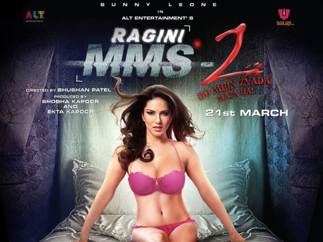 Hot Ragini MMS 2 Poster