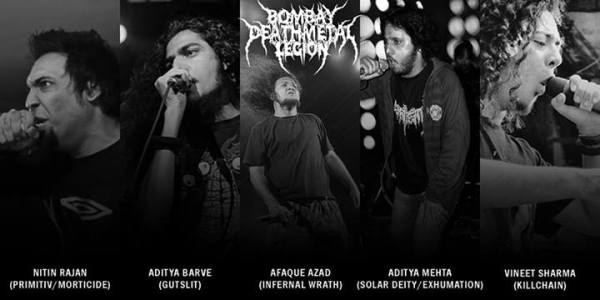 Bombay Death Metal Legion to headline Deathfest VI | Mehta
