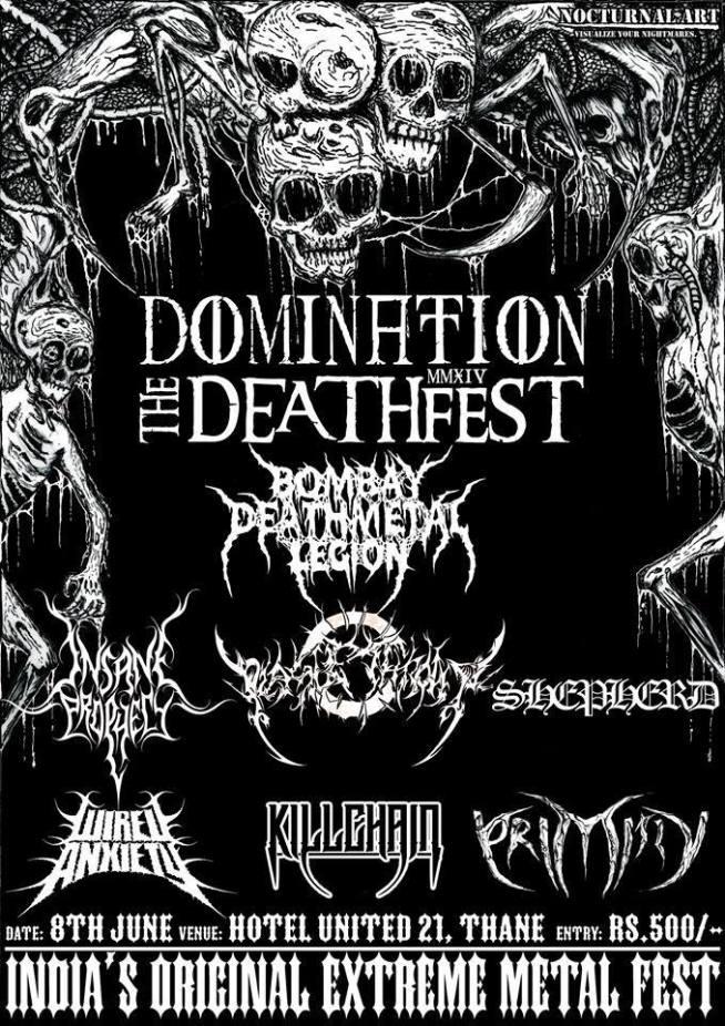 DDF 6 poster