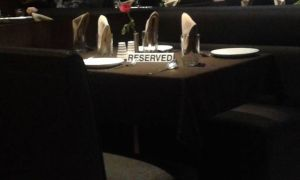 reserved table kabeela